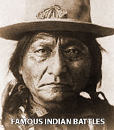 HISTORIC INDIAN BATTLES