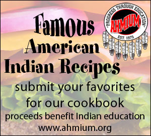 FAMOUS NATIVE AMERICAN INDIAN RECIPES