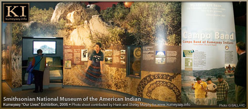 CALIF INDIAN MUSEUMS