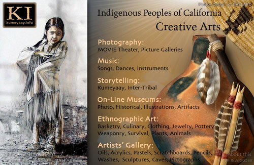 CALIF INDIAN ARTISTS