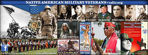 AMERICAN INDIAN VETERANS ON FACEBOOK